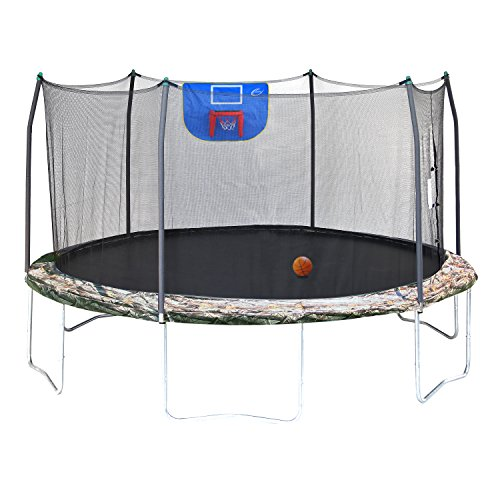 skywalker-trampolines-jump-n-dunk-trampoline-with-safety-enclosure-and-basketball-hoop-camo-15-feet