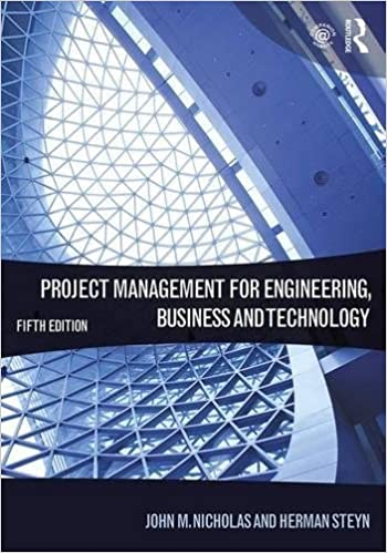 Amazon project management for engineering business and project management for engineering business and technology 5th edition fandeluxe Image collections