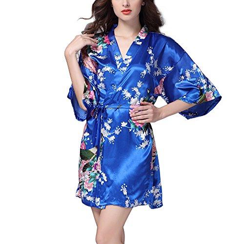 TIAQUE - Pijama - para mujer azul real