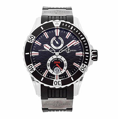 Ulysse Nardin Maxi Marine automatic-self-wind male Watch 263-10-3/92 (Certified Pre-owned) (Nardin Ulysse Maxi)