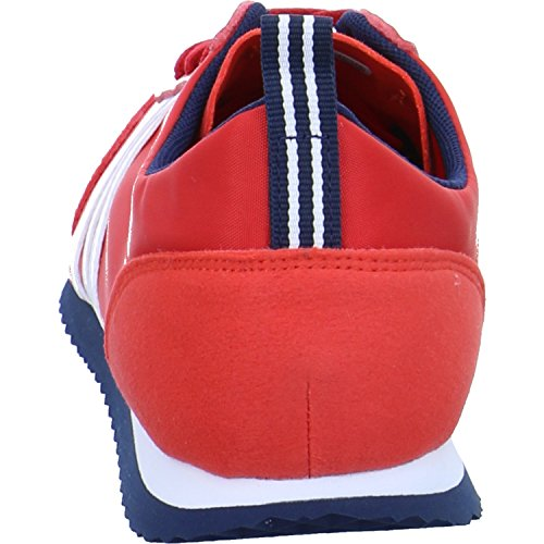 Adidas Vs Jog - Db0463 Wit-rood