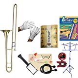 RS Berkeley TB701 Elite Series Tenor Trombone with case & Bonus RSB MEGA PACK w/Accent in achievement Book