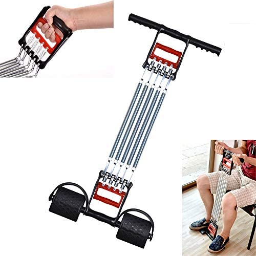 ITTA Arm Abdomen Expander Strength Trainer for Home Gym Workouts 10kg 20kg 30 kg 40kg