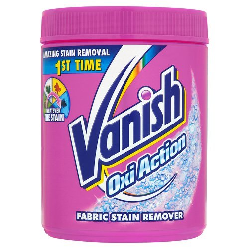 Vanish Fabric Stain Remover, Oxi Action Powder, 1 kg