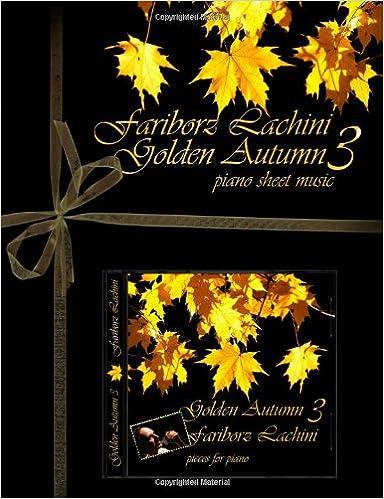 Golden Autumn 3 Piano Sheet Music: Original Solo Piano