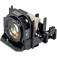 GLAMPS ET-LAD60A Projector Replacement Lamp With Housing For Panasonic PT-DW530; PT-DX500E; PT-DZ570E Projector