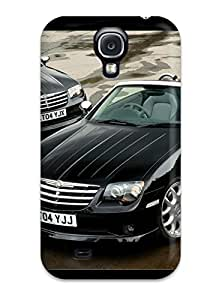For Galaxy S4 Premium Tpu Case Cover Chrysler Crossfire Cars Protective Case