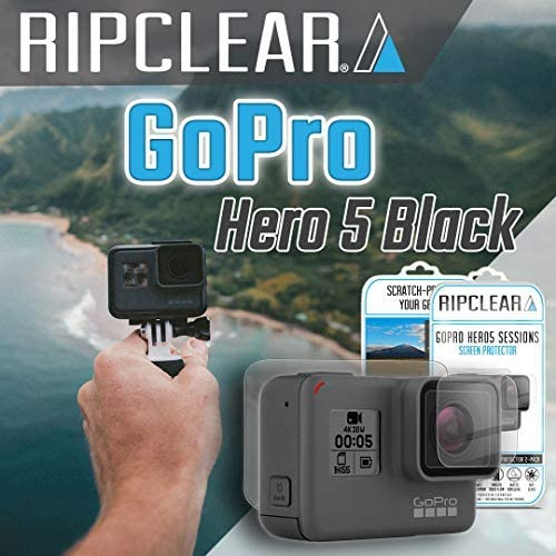 2 Pack Ripclear for GoPro Hero Session Protect Your Lens from Scratches While You Film