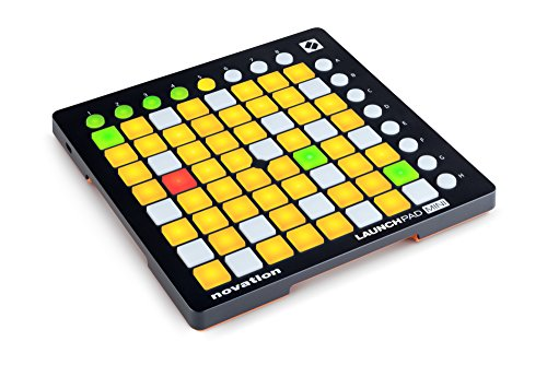 Beat Production Station - Novation MK2 Launchpad Mini Compact USB Grid Controller for Ableton Live