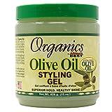 Africas Best Orig Olive Oil Styling Gel 15 Ounce