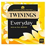 Twinings Everyday 100 per pack - Pack of 6
