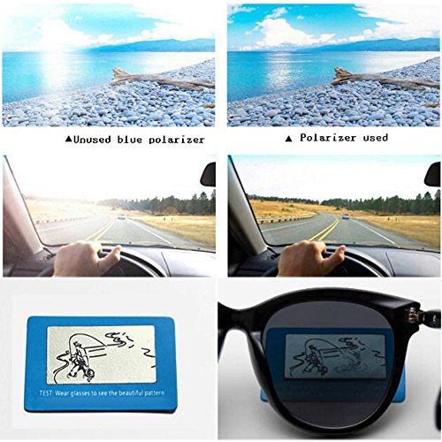 Marco Coreana powder Caja Redondo de Black Frame Versión Color Retro Sol Sol polarizadas de Gafas Cara la Salvaje Black Blue Gafas de Moolo Redonda Personalidad Ice frame Femeninas HLMMM de qZUzZw