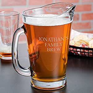 Jarra de cerveza personalizable