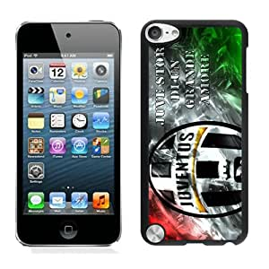 Perfect fit for your beloved phone,100% Brand New Juventus 4 Black For iPod Touch 5 Case