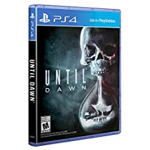 Until Dawn - PlayStation 4 - Standard Edition