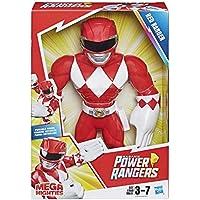 Playskool Heroes Mega Mighties Power Rangers Red Ranger 10