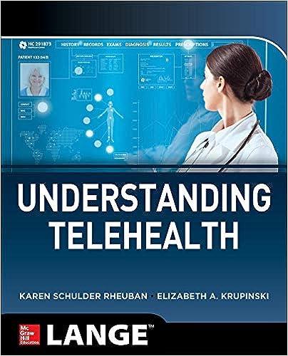 Understanding Telehealth, 1st Edition - Original PDF