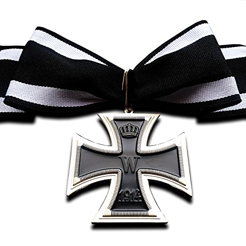 Military Medal Grand Cross of the Iron Cross HUGE Military Medal 1914 WW1 German Medal Repro