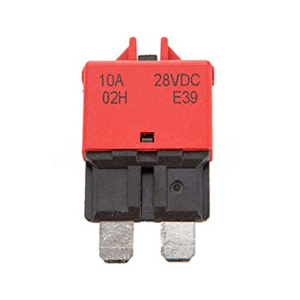amazon com etopars 12v 10a audio circuit breaker blade 5 30aCatalog Electrical Fuses Holders Circuit Breakers Resettable #13