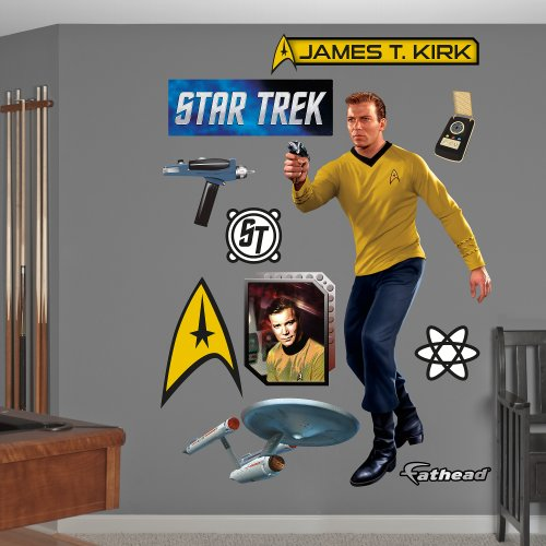 FATHEAD Captain James T. Kirk
