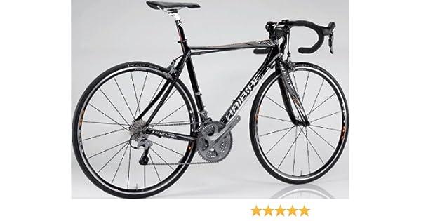 Haibike Hai Q Race RX - Bicicleta de carretera con cuadro alto ...