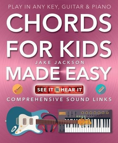 - Chords for Kids Made Easy: Comprehensive Sound Links (Music Made Easy)