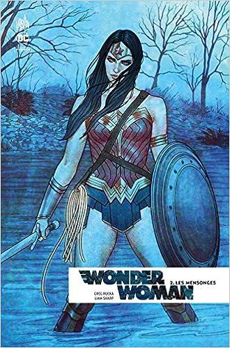 Wonder Woman Rebirth, Tome 2 : Mensonges
