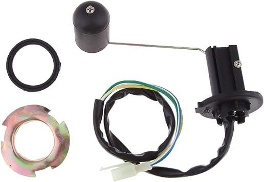 Homyl Sensore Livello Benzina Galleggiante Per Motocicletta Gy6 50cc 125cc 150cc