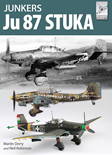 The Junkers Ju87 Stuka (FlightCraft Book 12) (Model Plastic Edition)