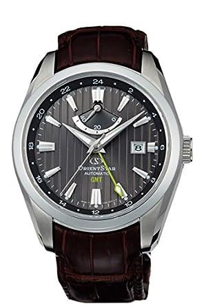 1940ece805 Amazon | [オリエント]ORIENT 腕時計 ORIENTSTAR オリエントスター GMT ...