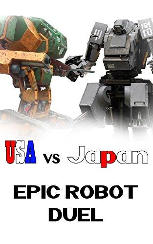 USA vs Japan: Epic Robot Battle