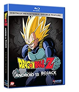 Dragon Ball Z: Android 13/ Bojack Unbound (Double Feature) [Blu-ray] by Funimation Prod