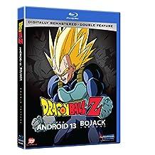 Dragonball Z Movies 7&9 Bd