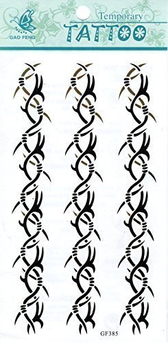 Various Designs Mens Boys Large Black Stars Chinese Dragon Celtic