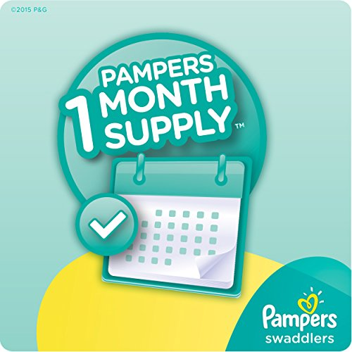 Large Product Image of Pampers Swaddlers Disposable Diapers Size 3, 180 Count, ONE MONTH SUPPLY