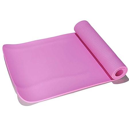 Llxxx colchoneta Yoga-Esterilla de Yoga Gruesa ...