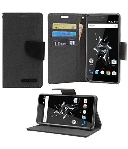 BYINDO Perfect Fitting Video Stand View Case Flip Cover for Samsung Galaxy Grand 3 SM G7200  Black