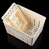 Mangocore 3Pcs Plastic Tofu Press Mould DIY