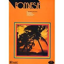 Lowrey Organ Polynesia: 20 Polynesian Melodies, Minit-Music Arrangements For Teenie Genie / Genie Organs