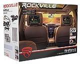 """Pair Rockville RHP91-BG 9"""" Plug N Play Beige"""
