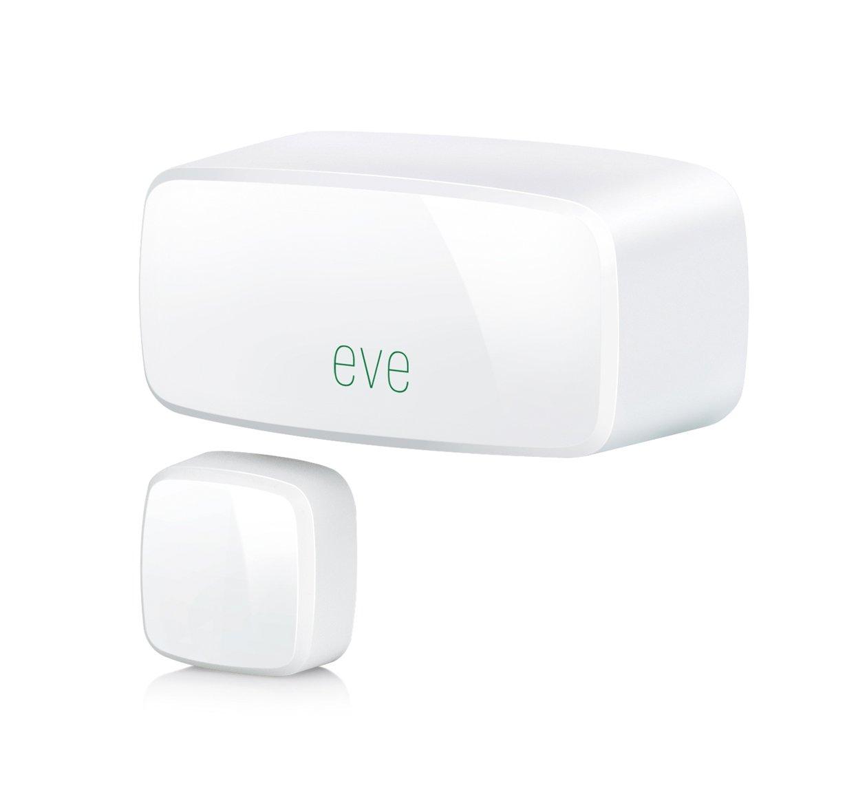 Elgato Eve Door & Window (1st Generation) - Wireless Contact Sensor with Apple HomeKit technology, Bluetooth Low Energy by Elgato (Image #2)