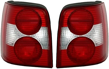 Ad Tuning Depo Rear Lights Set Left Right In Red White Rear Lights Tail Lights Auto