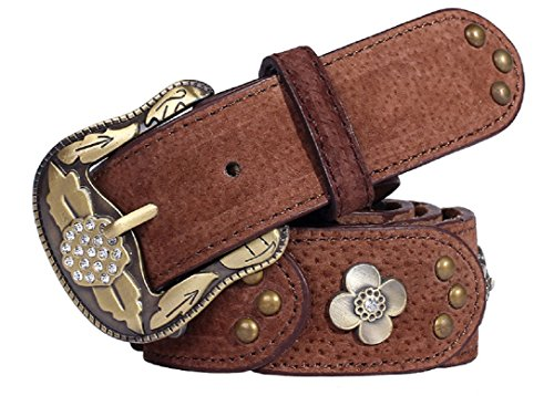 YABINA Womens Cowhide Western Leather product image