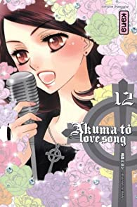 Akuma to Love Song, tome 12 par Miyoshi Tomori