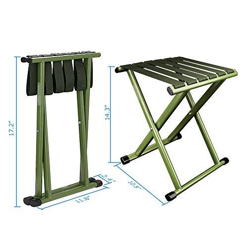 Triple Tree Super Strong Portable Folding Stool Heavy