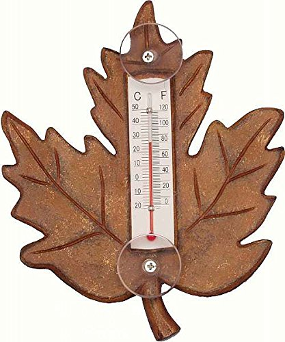 Maple Leaf Thermometer - 6
