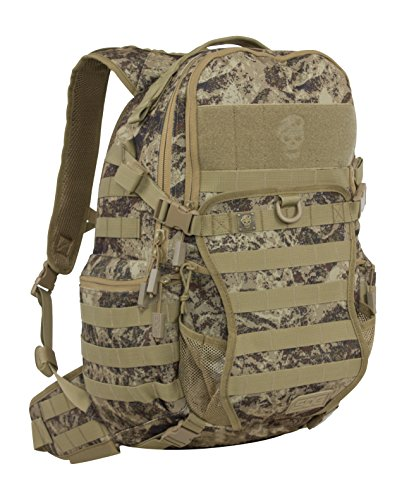 SOG Opord Tactical Backpack Equipped