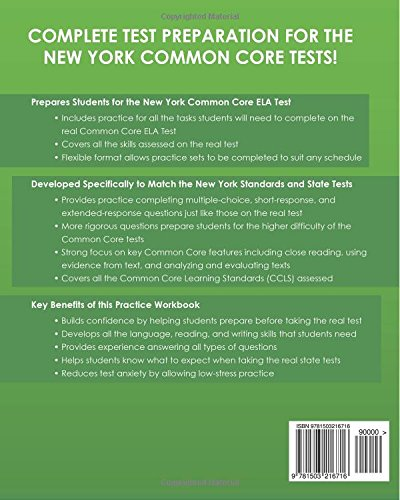 nys coach test prep books