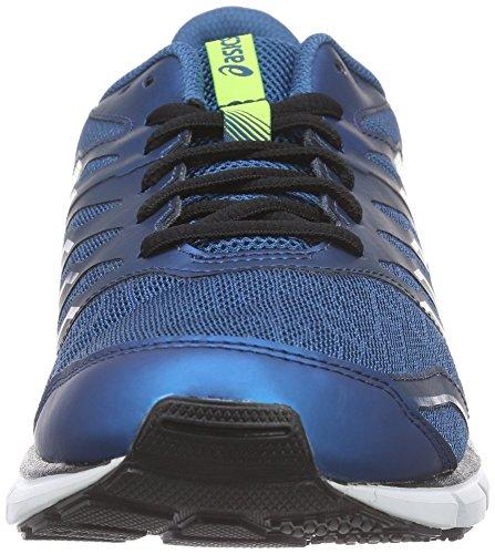 Da giallo Blu Blu Blu flash Uomo zaraca Gel onyx 4 Scarpe Corsa mosaic blu   8380bd
