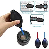 Rubber Bulb Air Pump Dust Blower Cleaning Cleaner Tool for Digital Camera Lens Watch Computer Keyboard